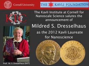 2012 Kavli Prize- Nanoscience